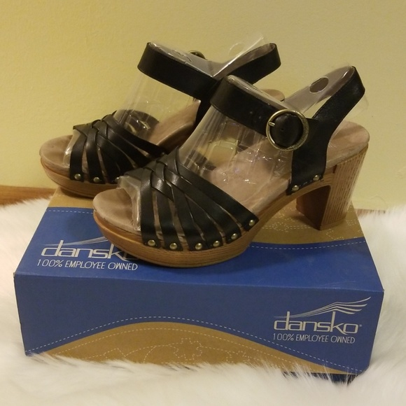 598ac8b88f3 Dansko Shoes - DANSKO Dawson Full Grain Black size 37